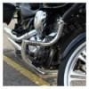 Kawasaki VN 900 Classic/Custom - Stainlees Steel Crash Bar / Engine bar