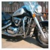 Suzuki VL1500 Intruder LC - Heavy Duty Highway Crash Bar / Engine bar