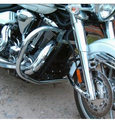 Yamaha XV 1900A - Heavy Duty Chrome Engine Crash Bar
