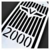 Kawasaki VN2000 - Radiator Chrome Cover