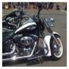 Harley Davidson Softail Chrome Engine Guard