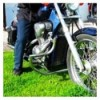 Honda VT 600 / VLX600 Shadow - Stainlees Steel Crash Bar / Engine bar