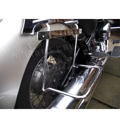 Yamaha XVS1100 Drag Star / V-Star Saddlebag Support Brackets
