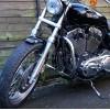Harley Davidson Sportster 883/1200 (2004-2016) Chrome Engine Guard