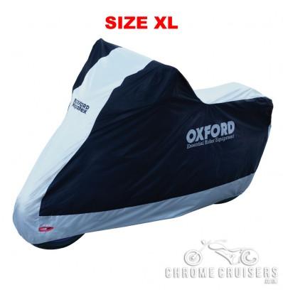 Oxford Aquatex Waterproof  Motorcycle Rain Cover – Size XLarge