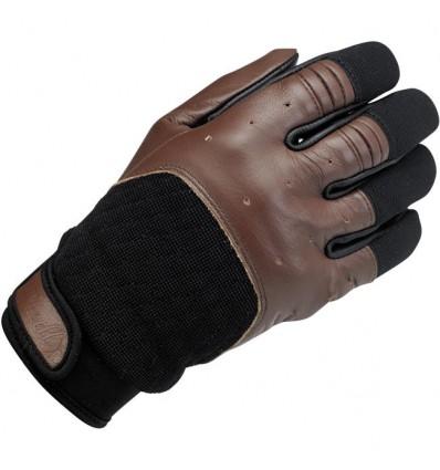 Biltwell Bantam Gloves - Brown/Black