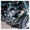 Yamaha XV750 / 1100 Virago - Heavy Duty Chrome Engine Crash Bar