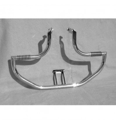 Yamaha XV750 / 1100 Virago - Stainlees Steel Crash Bar / Engine bar