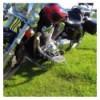 Honda VTX 1800 Retro - Stainlees Steel Crash Bar / Engine bar