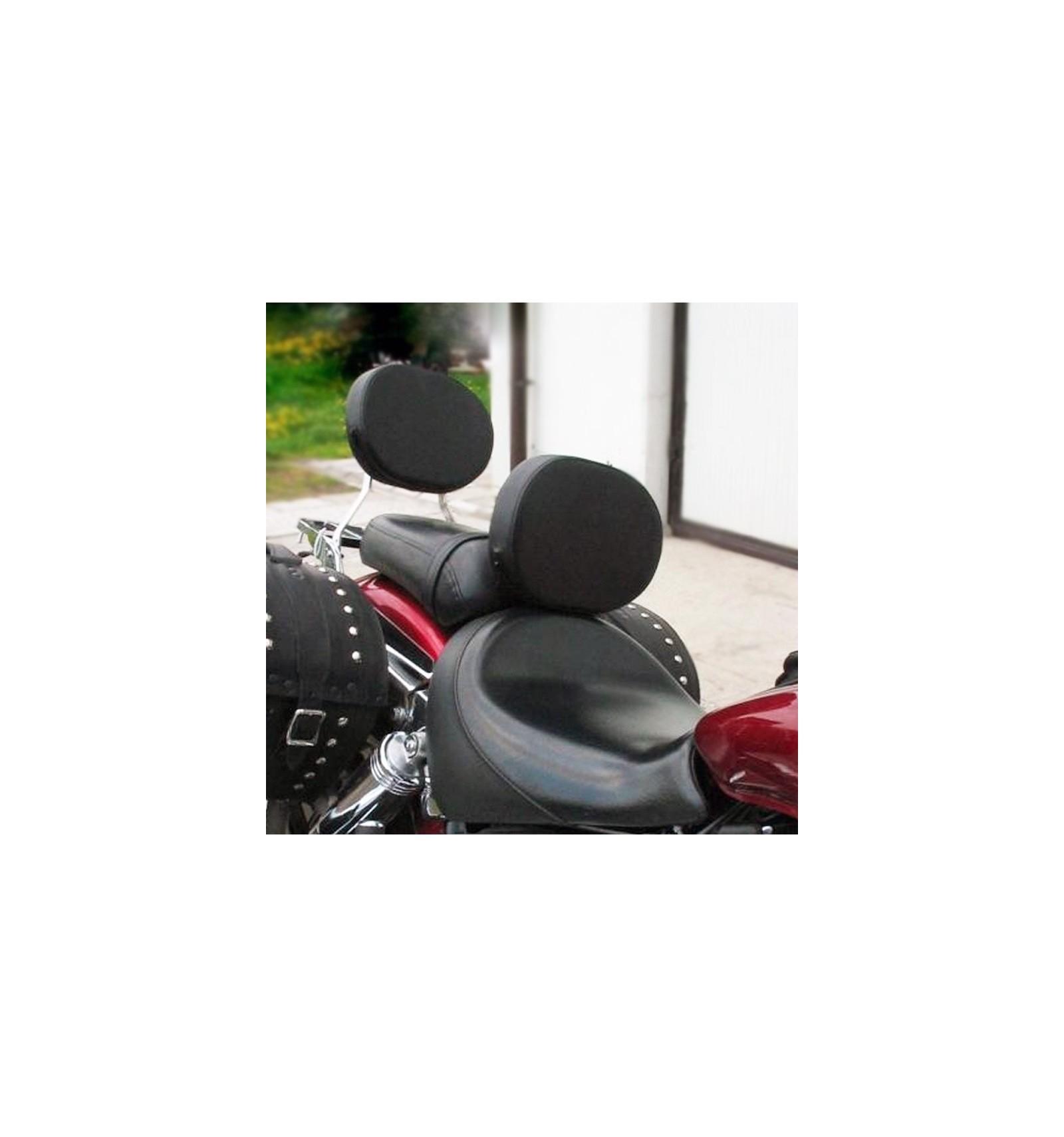 HONDA VTX 1300 VTX1300 RETRO STAINLESS STEEL  DRIVER RIDER BACKREST