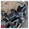 Honda VTX1800 Custom Retro - Rider / Driver Backrest
