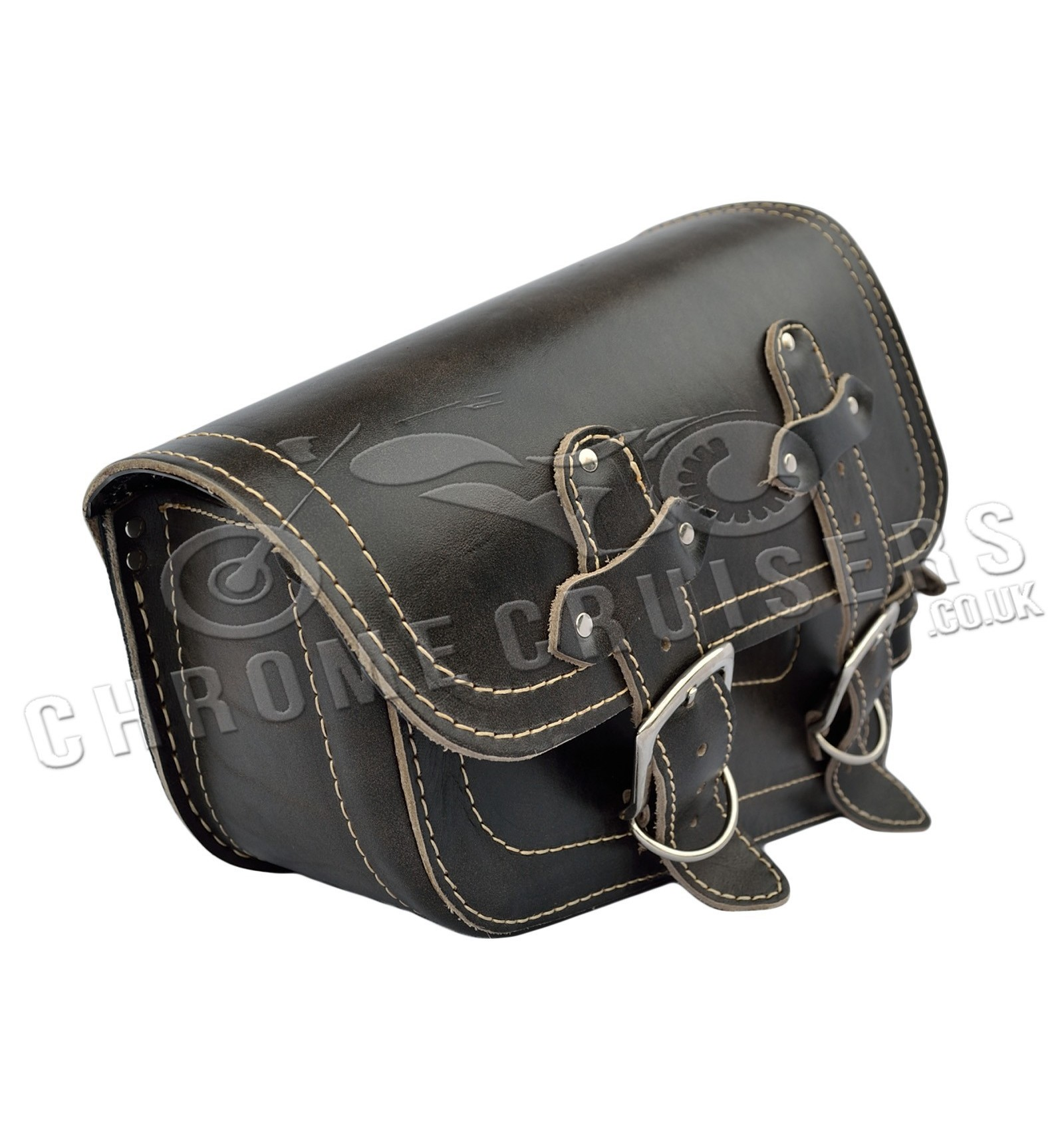 vintage leather motorcycle bags