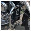 Yamaha XVS 650 Drag Star V-STAR Chrome Engine Guard Crash Bar