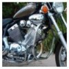 Yamaha XV 535 Virago - Heavy Duty Highway Crash Bar / Engine bar