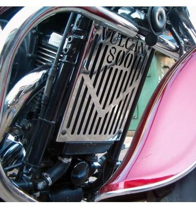 Kawasaki VN800 Chrome radiator cover