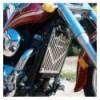 Kawasaki VN800 VULCAN CLASSIC Chrome Radiator Cover Grill Protector