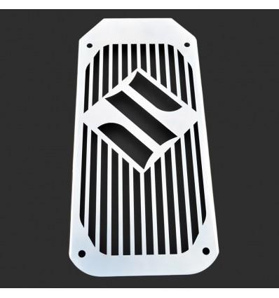 Suzuki VS800 INTRUDER Chrome Radiator Cover Grill Guard