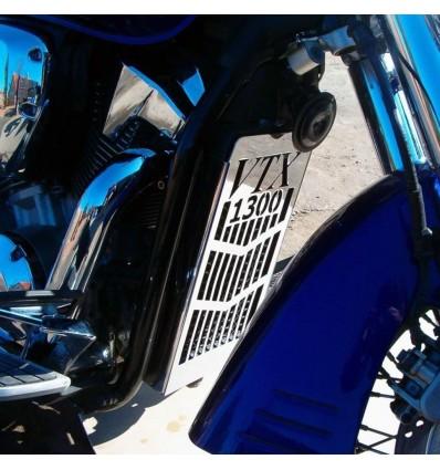 Honda VTX1300 Chrome radiator cover