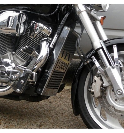 Honda VTX1800 Chrome radiator cover