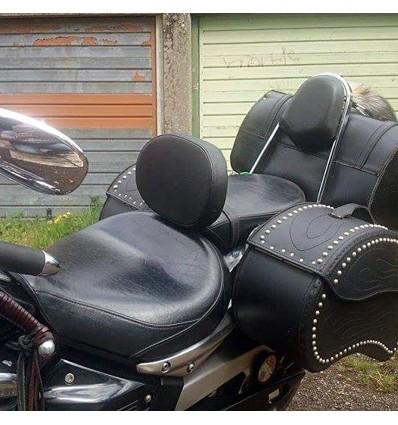 Yamaha XV1900 MidnightStar/Stratoliner/Roadliner - Rider Driver Backrest