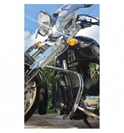 Victory Hammer Sport / Kingpin Chrome Engine Guard Crash Bar