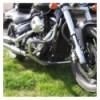 Suzuki M800 Intruder - Stainlees Steel Crash Bar / Engine guard