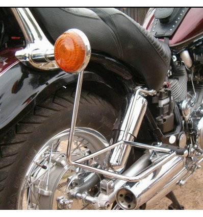 Yamaha XV750/1100 Virago Saddlebag Support Brackets.