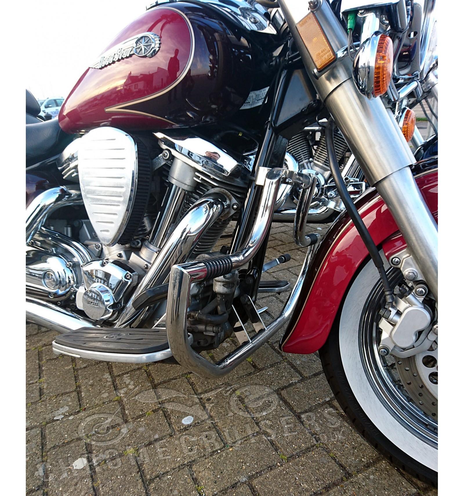 Sissy Bar//Backrest for Yamaha Road Star XV 1600 Road Star XV 1700