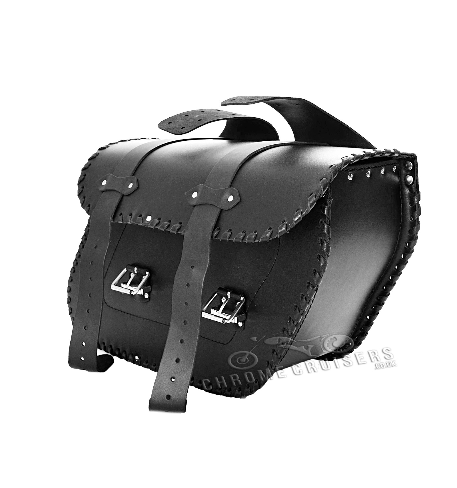 Top quality motorcycle handmade leather saddlebags for Motor cycle saddle bags