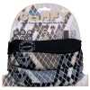 Oxford Comfy Multi-Functional Neck Warmer - Snake 3 PACK