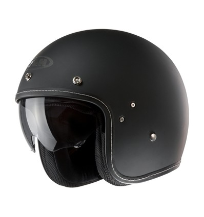 HJC FG-70s Matt Black Open Face Helmet