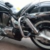 Honda VTX1300 Retro / S / Neo Rear Guards / Saddlebag Guards