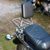 Kawasaki VN800 Sissy bar / Passenger backrest with rack