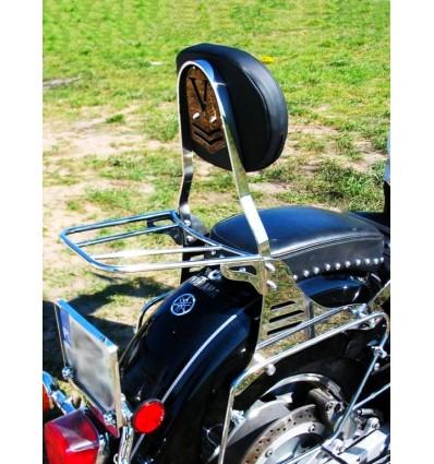 Yamaha XVZ 1300 Royal Star Sissy Bar / Passenger Backrest with luggage rack