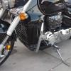 Suzuki M1800R Intruder Chrome Engine Guards Crash Bars (RS)
