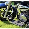 Yamaha XVS950 Midnight Star Stainless Steel Crash Bar / Engine Guard