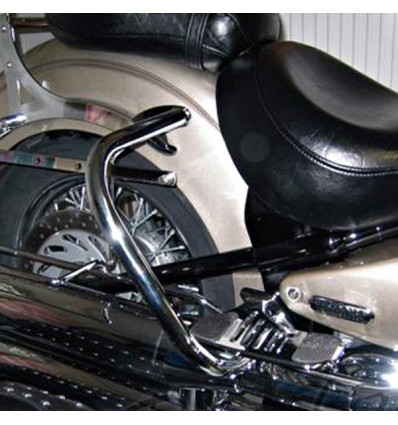 Yamaha XV1600 Wildstar Chrome Rear Guards