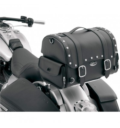 Saddlemen Express Desperado Sissy Bar Bag / Luggage Rack Bag