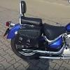 Motocle Leather Saddlebags C13B