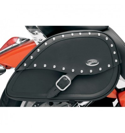 Saddlemen Rigid-Mount Specific-Fit Teardrop Saddlebags - Desperado