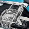 Harley Davidson XL Sportster Models ('04-on) Saddlebag Bags Support Brackets
