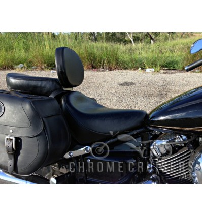 Yamaha XVS1100 Dragstar Classic - Rider backrest