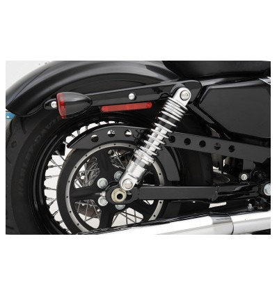 "Sportster XL (04-18) Shock Absorbers Premium Chrome 11-1/2"" (250mm)"
