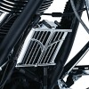 INDIAN CHIEF / ROADMASTER CHROME OIL COOLER COVER GRILL GUARD KURYAKYN