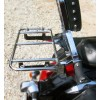 Kawasaki VN900 Classic Luggage Rack - Extra wide