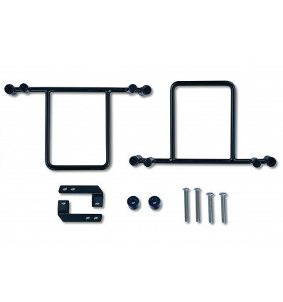 Harley Davidson Dyna (99-2017) Burly Brand Saddlebag Support Kit