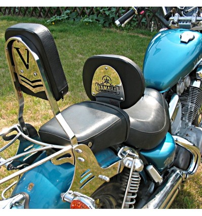 Yamaha XV535 Virago (1988-2003) RiderDriver Backrest