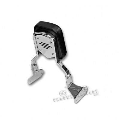 Triumph Thunderbird 1600 1700 / Storm Chrome Sissy Bar / Passenger Backrest