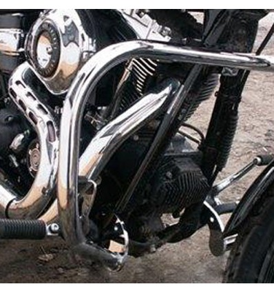 Harley Davidson Dyna Chrome Engine Guard