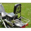 Suzuki VZ800 Marauder (1997-2004) - Passenger backrest / sissybar